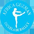 Escuela de Ballet África Guzmán Logo